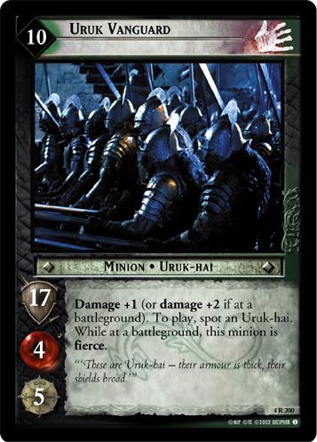 Uruk Vanguard Card Image