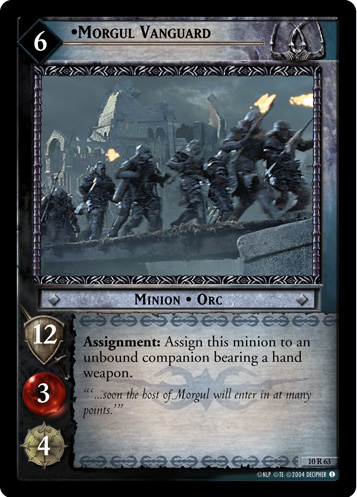 •Morgul Vanguard Card Image