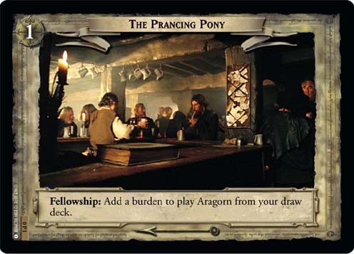 The Prancing Pony (P) (0P1) Card Image