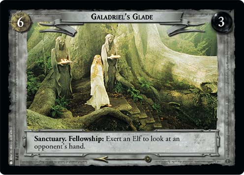 Galadriel's Glade (P) (0P8) Card Image