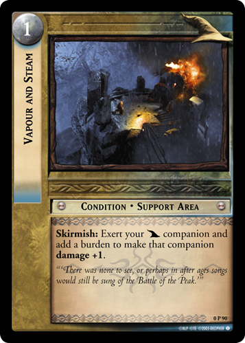 Vapour and Steam (P) (0P90) Card Image