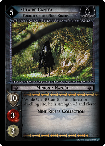 Ulaire Cantea, Fourth of the Nine Riders (P) (0P111) Card Image