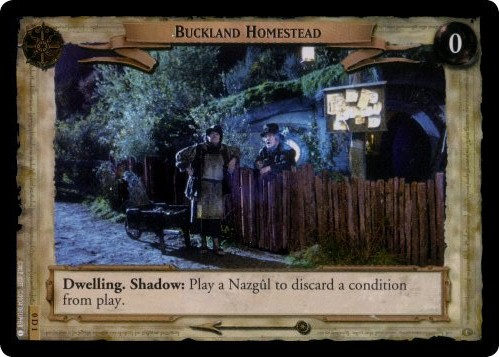 Buckland Homestead (D) (0D1) Card Image