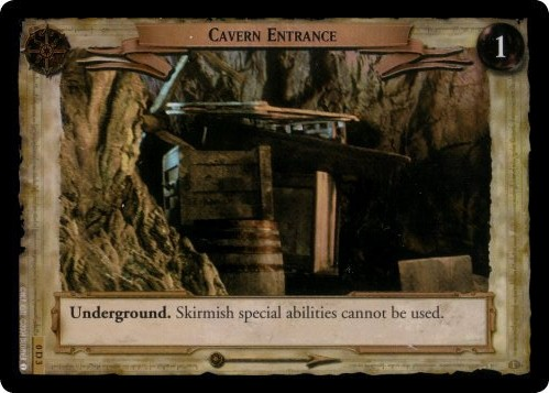 Cavern Entrance (D) (0D3) Card Image