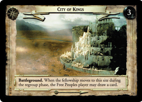 City of Kings (D) (0D10) Card Image