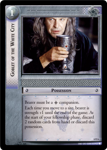 Goblet of the White City (SPD) (0SPD1) Card Image