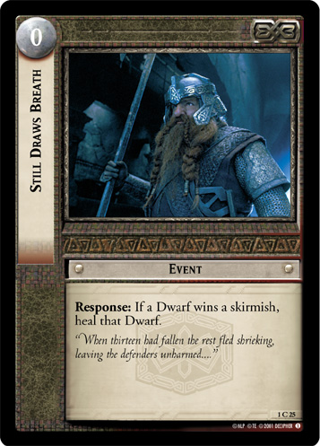 Still Draws Breath (1C25) Card Image