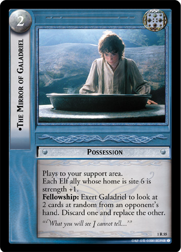 The Mirror of Galadriel (1R55) Card Image