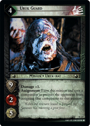 Uruk Guard (1R147) Card Image