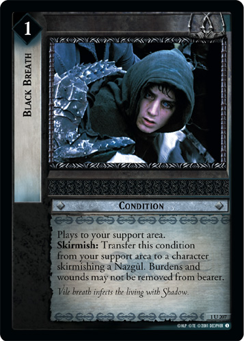 Black Breath (1U207) Card Image