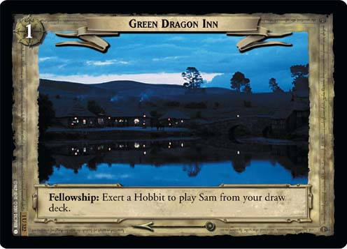 Green Dragon Inn (1U322) Card Image