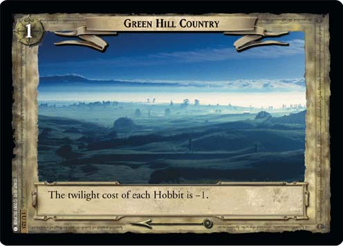 Green Hill Country (1U323) Card Image