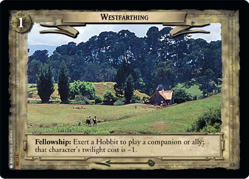 Westfarthing (1C326) Card Image