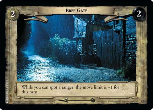 Bree Gate (1U327) Card Image