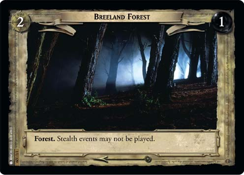 Breeland Forest (1U329) Card Image