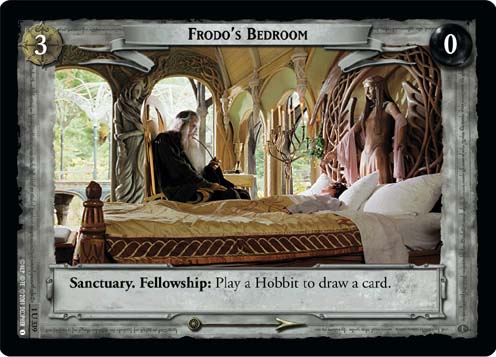 Frodo's Bedroom (1U339) Card Image