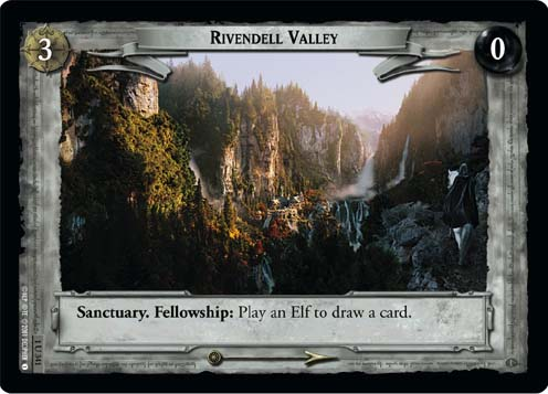 Rivendell Valley (1U341) Card Image