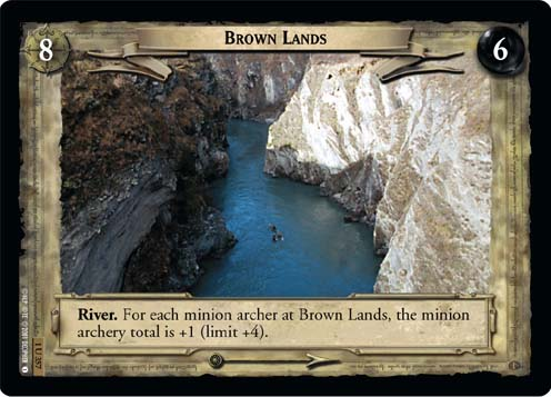 Brown Lands (1U357) Card Image