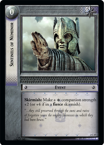 Sentinels of Numenor (2C37) Card Image