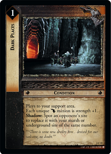 Dark Places (2C55) Card Image