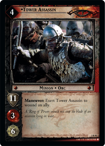 Tower Assassin (2R93) Card Image