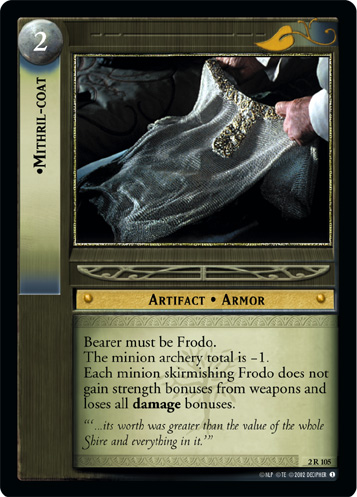 Mithril-coat (2R105) Card Image