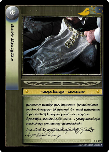 Mithril-coat (T) (2R105T) Card Image