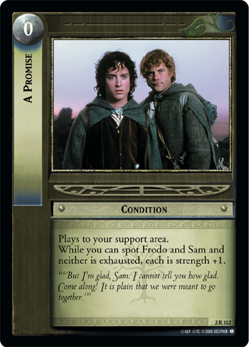 A Promise (2R112) Card Image