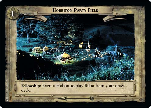 Hobbiton Party Field (2U115) Card Image