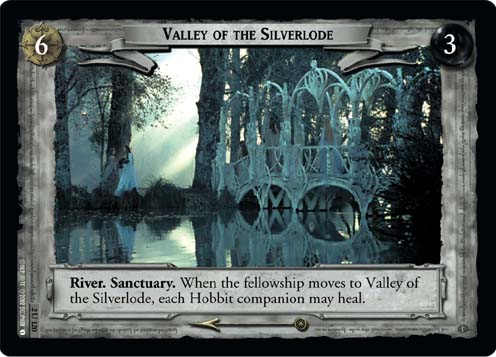 Valley of the Silverlode (2U120) Card Image
