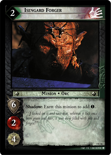 Isengard Forger (3C56) Card Image