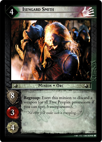 Isengard Smith (3U60) Card Image
