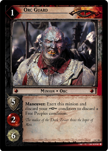 Orc Guard (3C95) Card Image