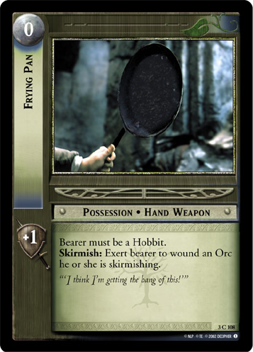 Frying Pan (3C108) Card Image