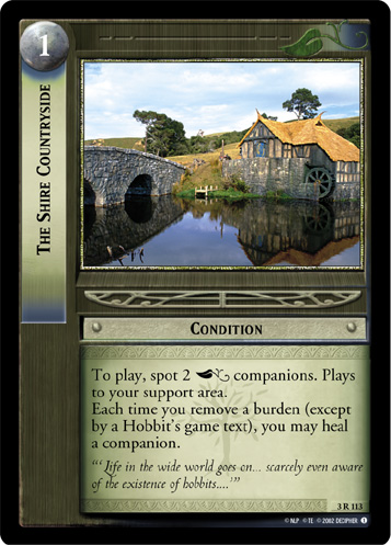 The Shire Countryside (3R113) Card Image