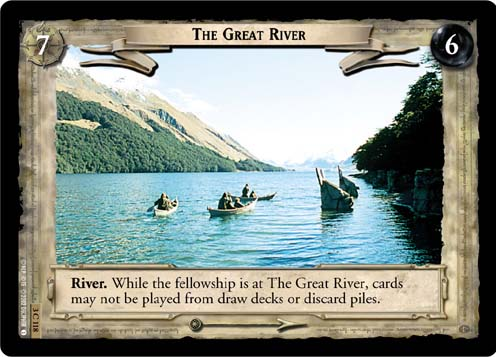 The Great River (3C118) Card Image