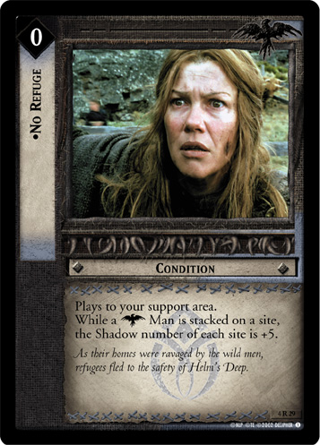 No Refuge (4R29) Card Image