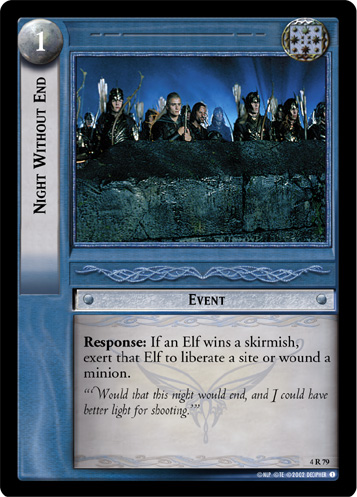 Night Without End (4R79) Card Image