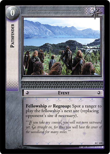 Pathfinder (4C129) Card Image