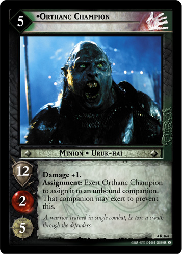 Orthanc Champion (4R164) Card Image