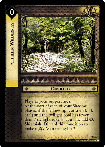 Ithilien Wilderness (4R237) Card Image
