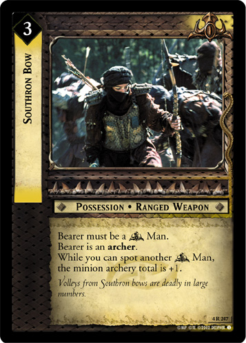 Southron Bow (4R247) Card Image