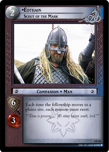 Eothain, Scout of the Mark (4R269) Card Image