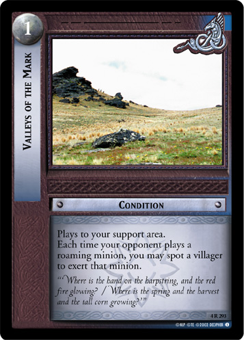 Valleys of the Mark (4R293) Card Image