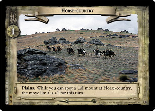 Horse-country (4U326) Card Image