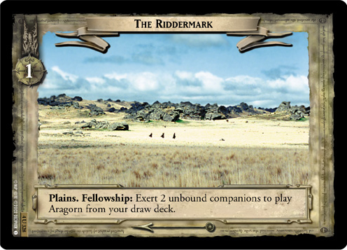 The Riddermark (4U328) Card Image