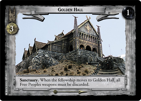 Golden Hall (4U338) Card Image