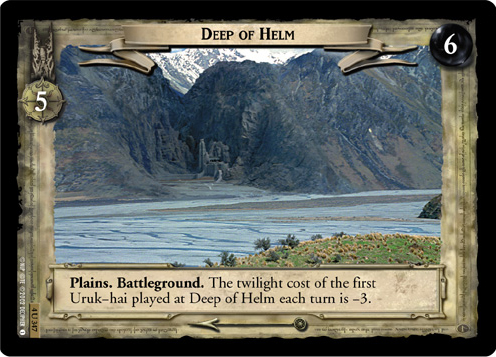 Deep of Helm (4U347) Card Image