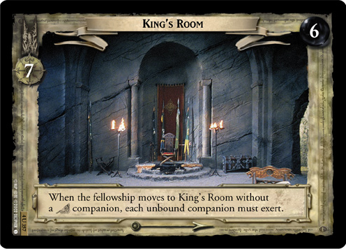 King's Room (4U357) Card Image