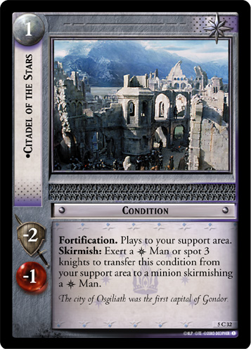 Citadel of the Stars (5C32) Card Image